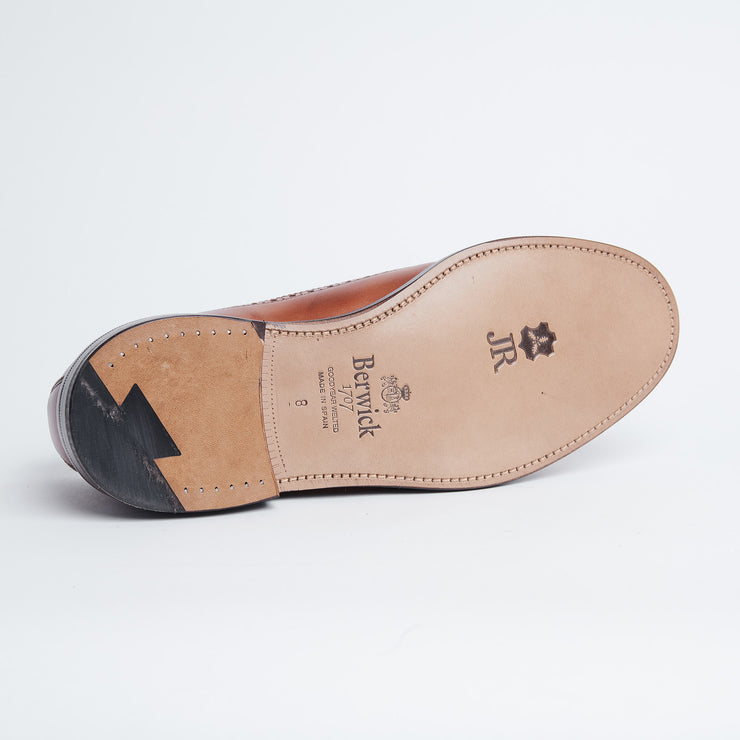 Longwing Derby 4550 in Tan Calf