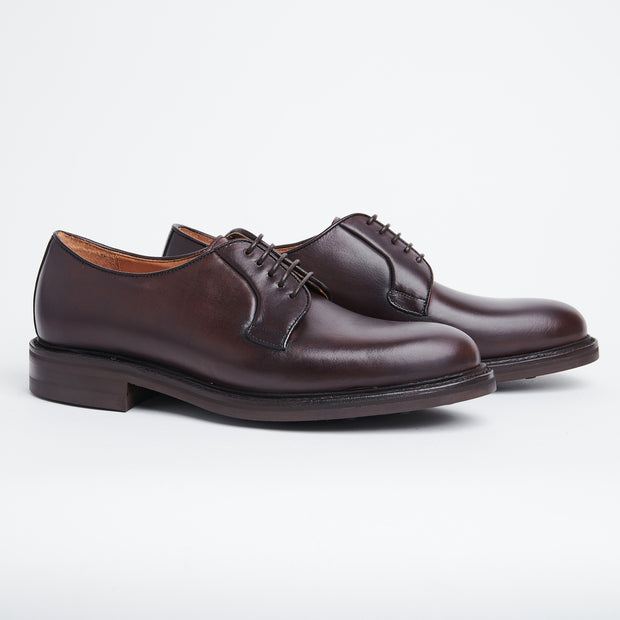 Plain Toe Derby 3680-K1 in Brown Chromexcel