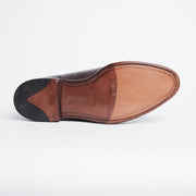 Evans Adelaide Oxford in Russian Grain Calf