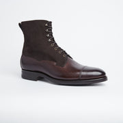 Field Boot 9156 in Scotch Grain and Suede