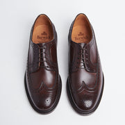 Longwing Derby in Dark Brown Calf