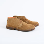 Greenflex Desert Boot in Whisky Suede