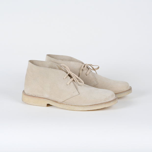 Driftflex Unlined Chukka Boot in Sabbia