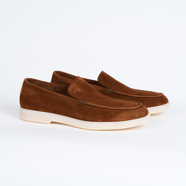Venetian Loafer 5191 in Snuff Suede