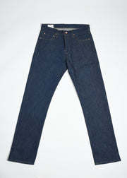 NW1 Relaxed Straight 14.5oz Organic Denim - Indigo