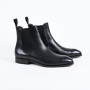 Chelsea Boot 80216 in Black Box Calf