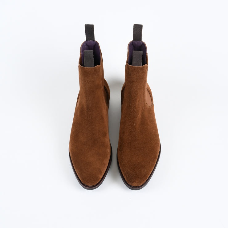 Chelsea Boot 80186 in Snuff Suede
