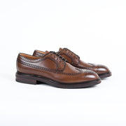 Longwing Derby 532 in Brown Vegano
