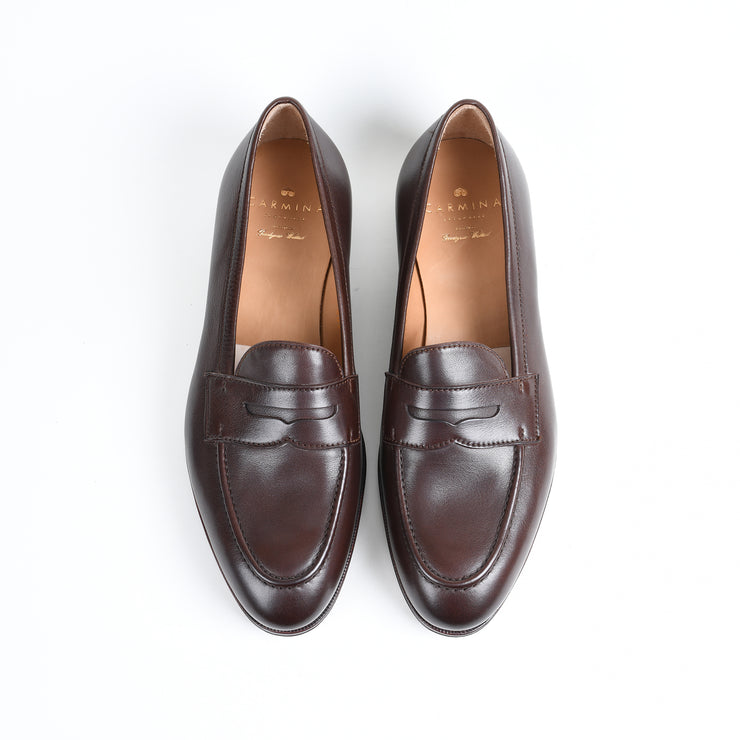 Penny Loafer 80398 in Brown Soft Calf