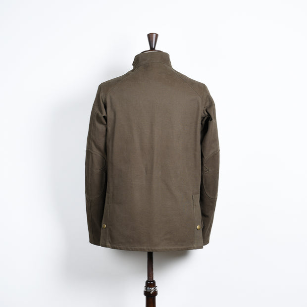 Enfield Racer Jacket - Chaucer Green