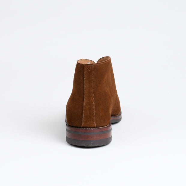 Chiltern Chukka Boot in Snuff Suede