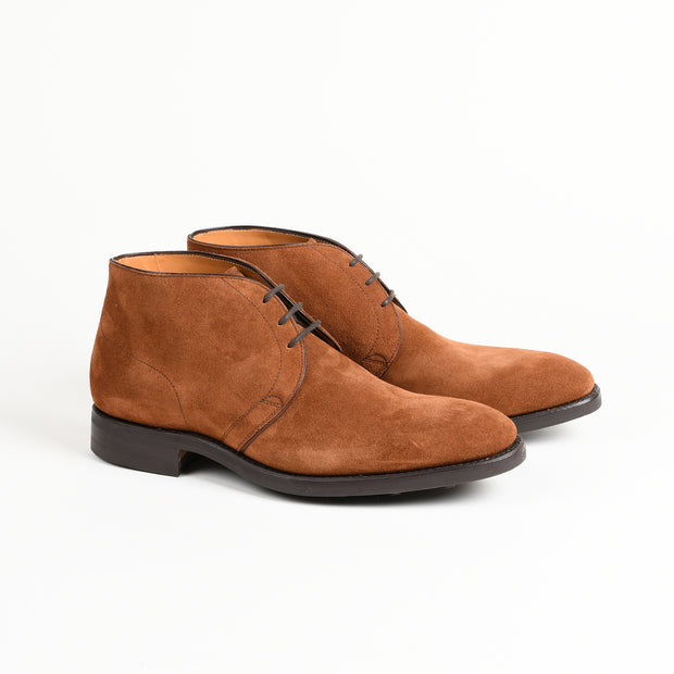 Chukka Boot 6981 in Light Tobacco Suede