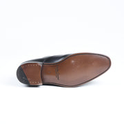 Cap-toe Oxford 10007-234 in Black Calf