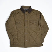 Hyder Quilted Jac-Shirt - Marsh Olive