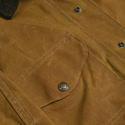 Tin Jacket - Dark Tan