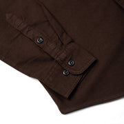 Field Flannel Shirt Cigar Brown