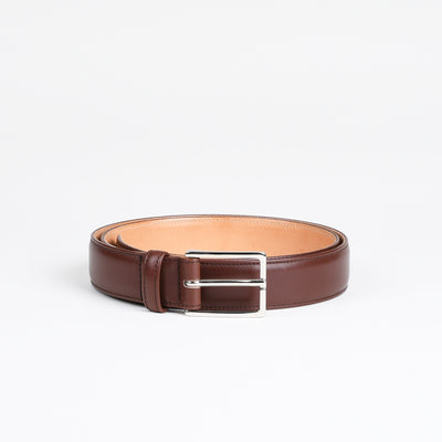 Dress belt - Oak Calf