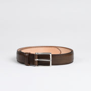 Dress belt - Cotto Calf
