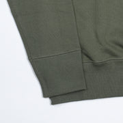 Heavy Sweatshirt - Army Green