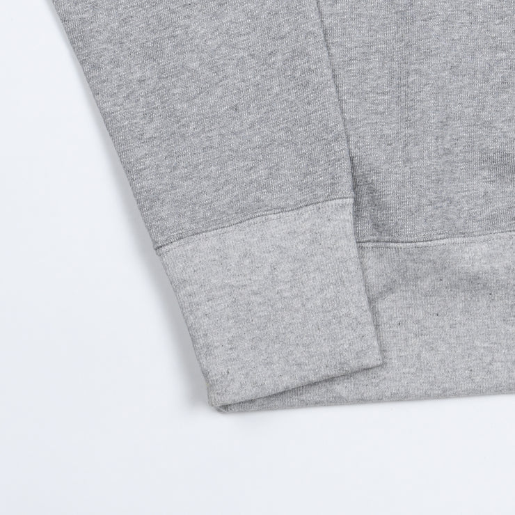 Heavy Sweatshirt - Gray Melange