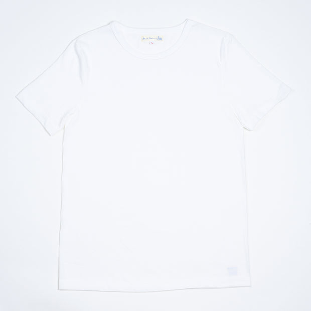 1950's Classic Fit T-shirt - White