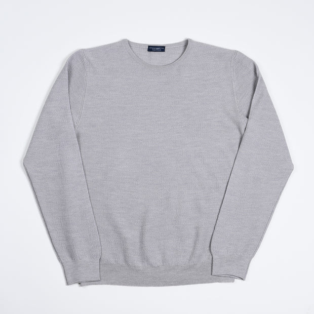 Sporting Sweater - Light Grey