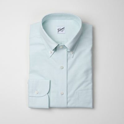 Made to Measure Button-Down Shirt in Cotton Oxford