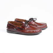 Barth Boat Shoe in Lisse America