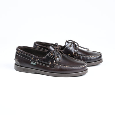 Barth Boat Shoe in Lis Cafe