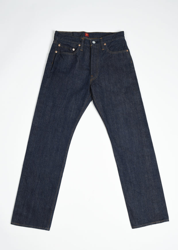 710 - 14oz Indigo Selvedge Denim Jeans