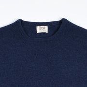 Rob Crewneck sweater in Lambswool - Astra