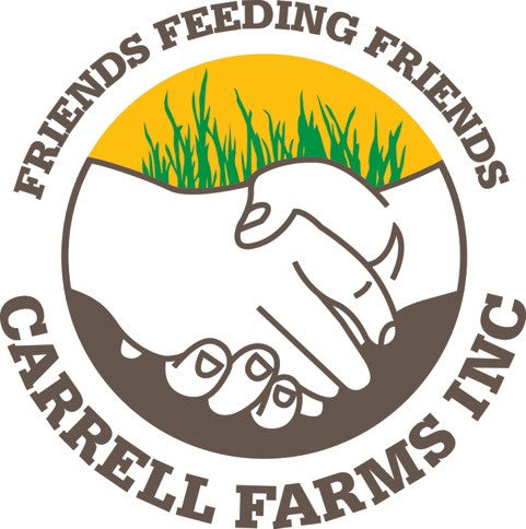 Meet our friends at Carrell Farms - Grass-fed Water Buffalo and More!