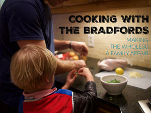 Cooking with the Bradfords - Herb Chicken