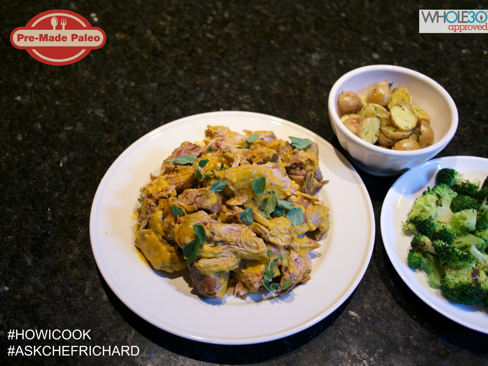 #HOWICOOK Recipe - Crock Pot Pork Roast