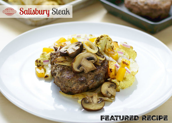 Recipe: Salisbury Steak
