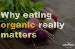 Does eating organic really matter? Yes, here is why!