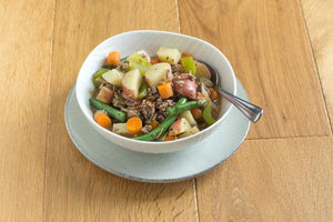 Beef and Potato Soup -  True Fare