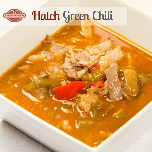 Hatch Green Chili- Seasonal and will return in August!