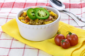 Turkey Chili -  True Fare