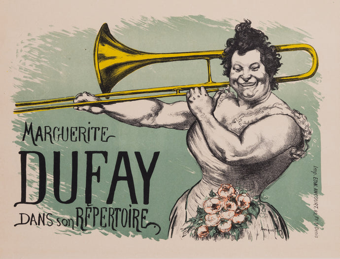 Marguerite Dufay