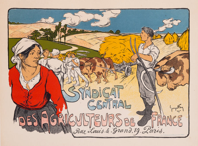 Syndicat Central des Agriculteurs de France