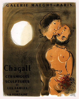 Chagall, Ceramics-Sculptures