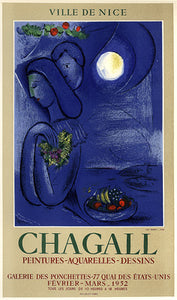 Chagall - Paintings, Watercolours, Drawings
