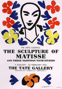The Sculpture of Matisse