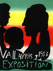 Exposition Vallauris 1953