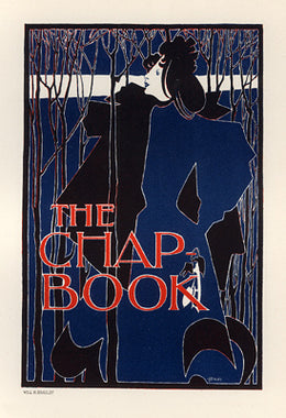 The Chap Book (The Blue Lady)