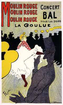 Moulin Rouge - La Goulue