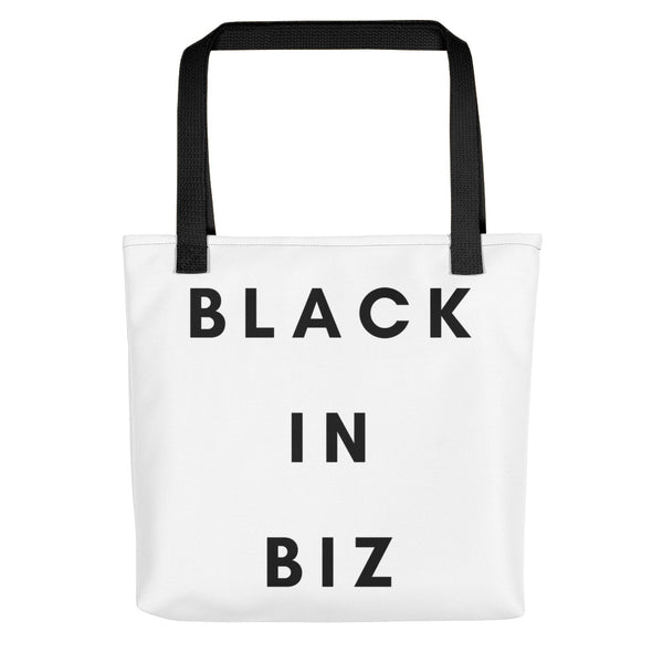 Black in Biz Tote bag