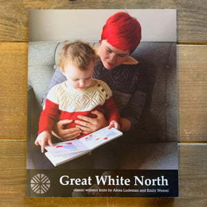 Great White North by Alexa Ludeman and Emily Wessel