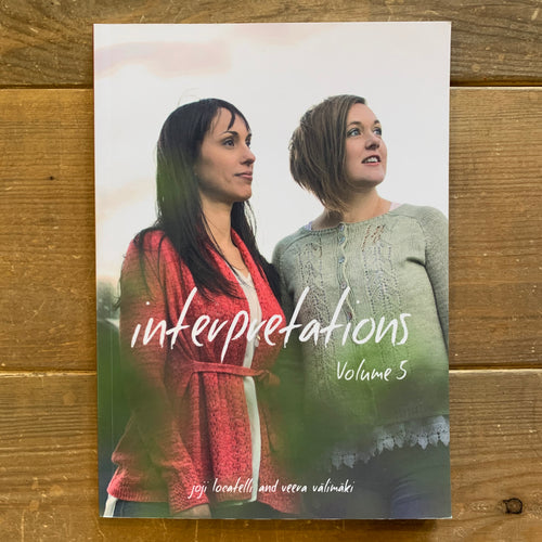 Interpretations Vol 5 - Joji Locatelli and Veera Valimaki